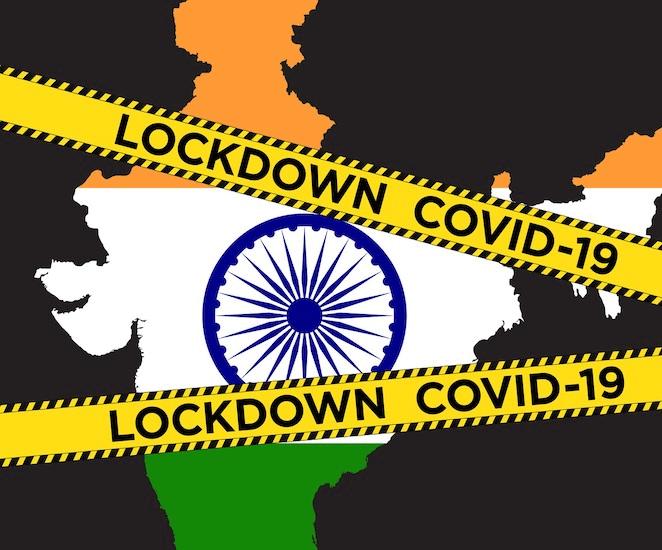 India under lockdown
